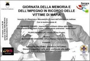 Mafia, una giornata per non dimenticare le vittime
