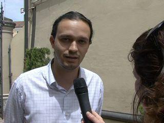 Alan Fabbri sindaco di Bondeno