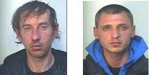 Tentano di rubare negli scantinati, arrestati due giovani