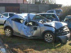 Esposto in Procura sugli incidenti stradali