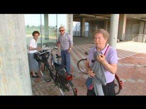 A Cona in bici