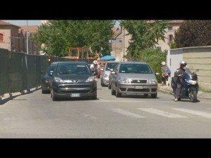 Lavori in corso a San Giorgio e ponte Burana: possibili disagi