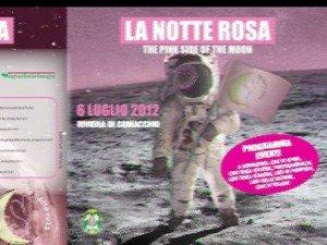 Notte Rosa a Comacchio e nei suoi lidi