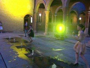 Città della cultura, cultura della città in Piazzetta S.Anna