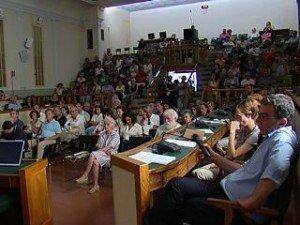 Terremoto a Ferrara: incontro in Municipio