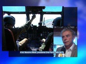 """Delta Po, presidente Medri: """"Elicotteri militari creano problemi"""""""