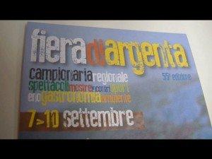 Fiera di Argenta: w l'ecologia