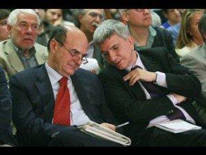 Vendola – Bersani, senza IDV: sì a Casini, no a Fini