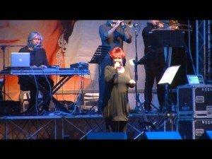 Concerto benefico di Orietta Berti a Sant'Agostino