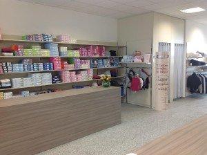 Nuovi negozi all'ospedale di Cona