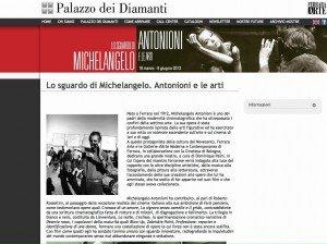 Antonioni, il centenario ferrarese