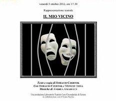 Nuovi libri dietro le sbarre: appuntamento con il teatro