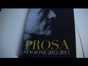 Prosa 2012-13 a Teatro Comunale
