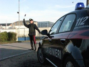 Cologna, carabinieri arrestano ricercato