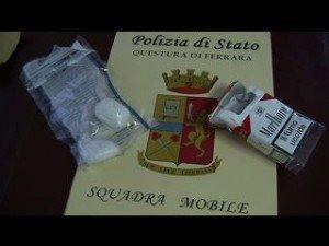 "Polizia arresta i ""cugini"" della droga"