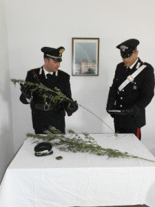 Arresti in provincia