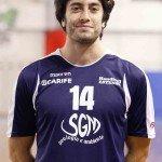 Matteo Resca dell'Handball Estense