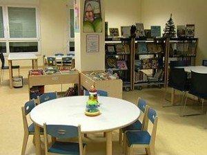 Cona: aperta la BibliotecaBlu dell'ospedale S.Anna