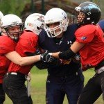 FOOTBALL FEMMINILE: partono le Black Widows