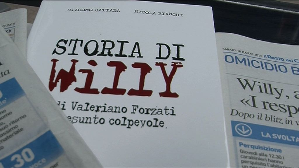 willy branchi libro
