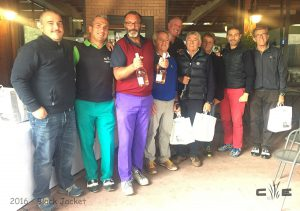 Golf: Coppa del Presidente a Govoni