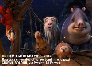 Un film a merenda: 'Robinson Crusoe' al Boldini