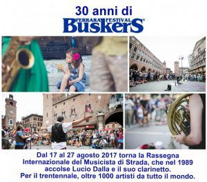 BUSKERS