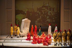 """""""Il ratto del serraglio"""" di Mozart al Teatro Comunale di Ferrara"""