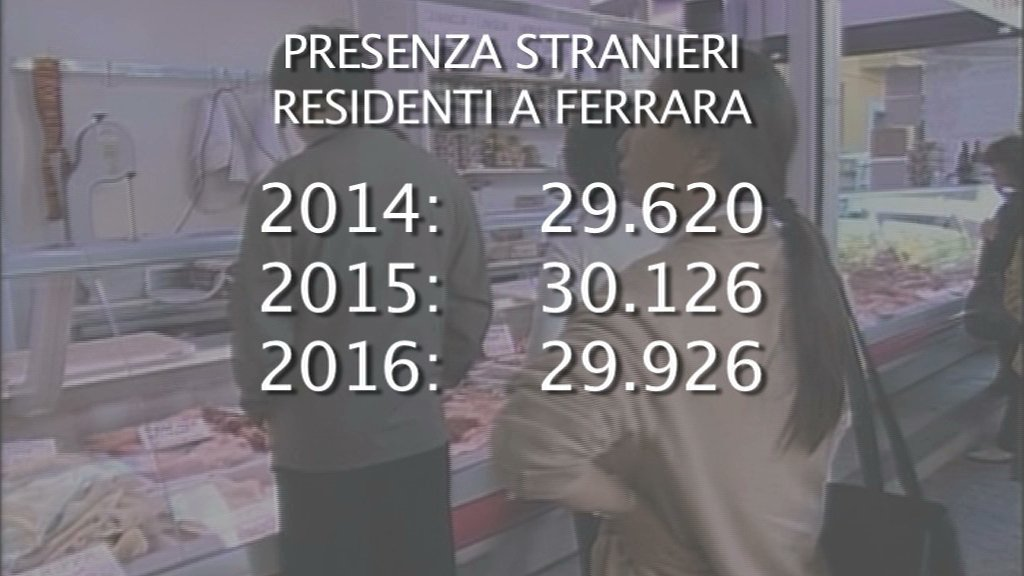 I dati del Cds Ferrara