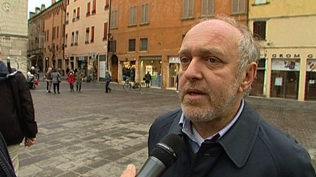 Tiziano Tagliani, sindaco di Ferrara