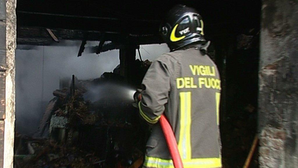 Vigile del fuoco di Ferrara