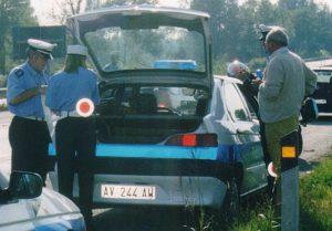 Veicoli inquinanti, bilancio dell'attività della Polizia municipale