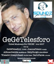 "Ferrara in Jazz: domani con Gegè Telesforo approda al Torrione ""Soundz For Children"""