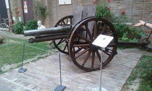 cannone museo resistenza risorgiemtno