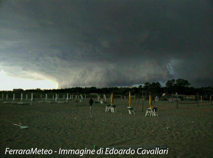 FerraraMeteo - Immagine di Edoardo Cavallari