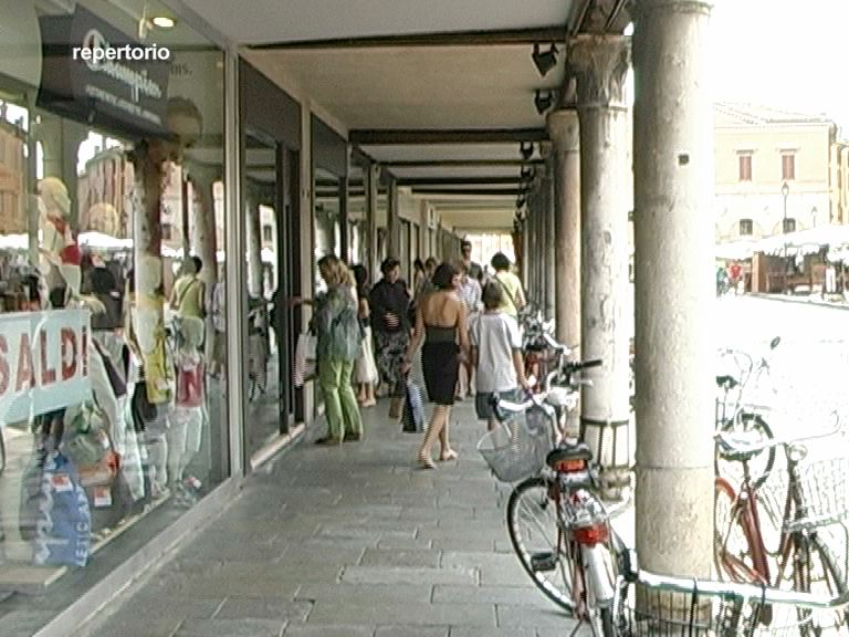 saldi shopping centro