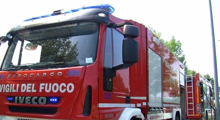 vigili fuoco camionette