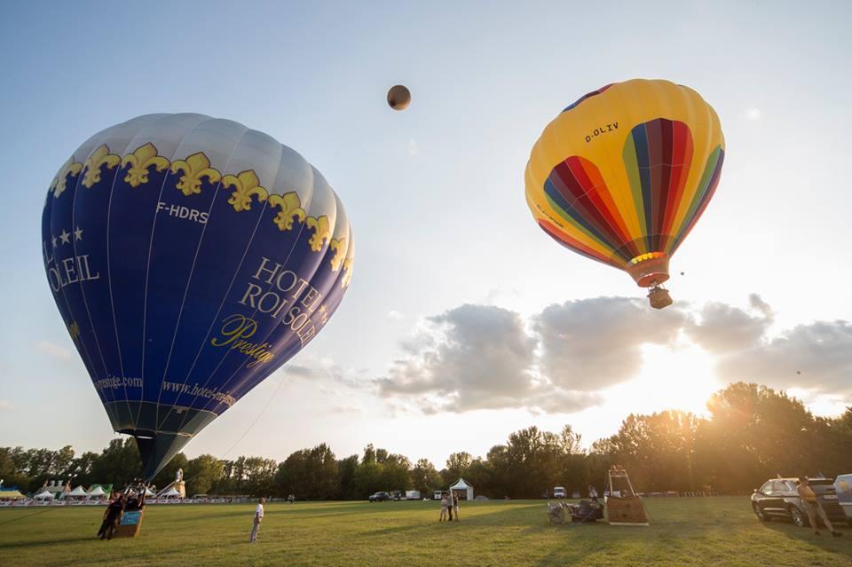 ballons mongolfiere