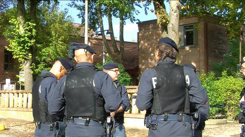 polizia processo carife