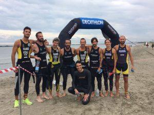Triathlon: quante novità per il Cus