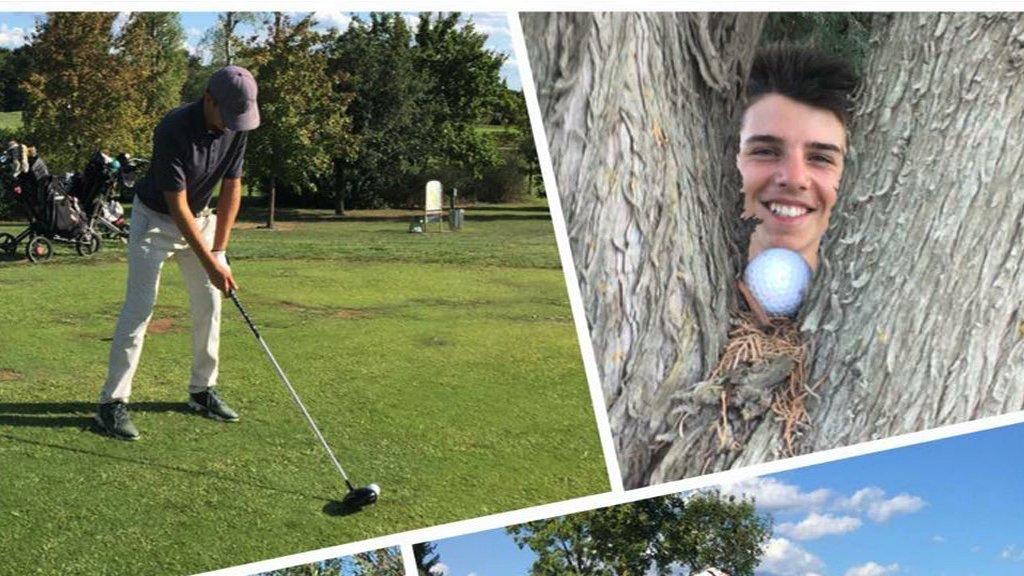 golf stomaco