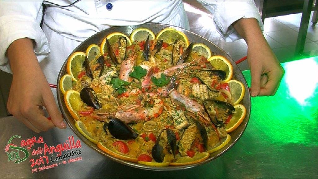 ricetta sagra anguilla