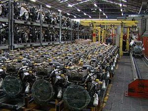 vm motori motore azienda lavoro impresa economia cento