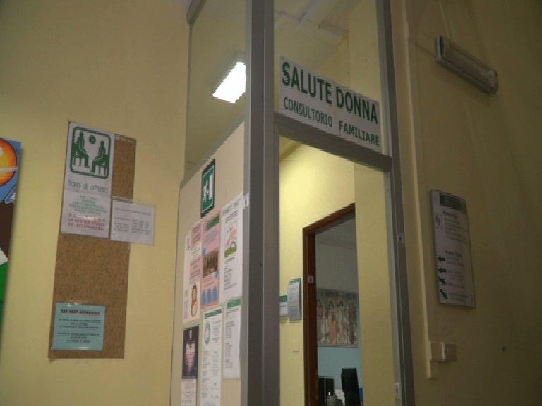 consultorio salute donna ausl usl