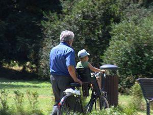 nonni anziani nonno bambini pension