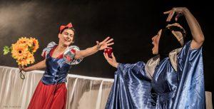 """""""Biancaneve, la vera storia"""": alla Sala Boldini nuovo appuntamento con il Teatro Ragazzi"""