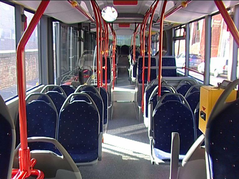 bus autobus trasporto pubblico tper