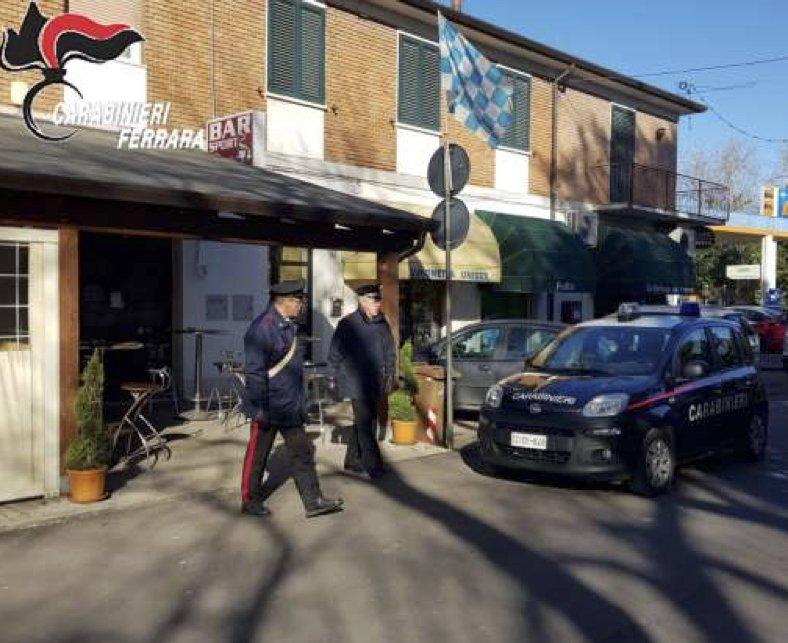 carabinieri gualdo bar