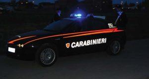 carabinieri auto notte carabiniere