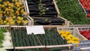 frutta mercato supermercato verdura